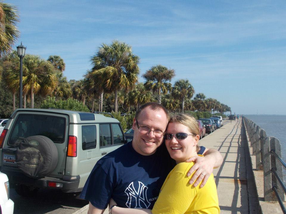 Mark and Karen Vogan