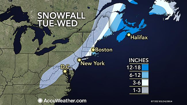Source: AccuWeather