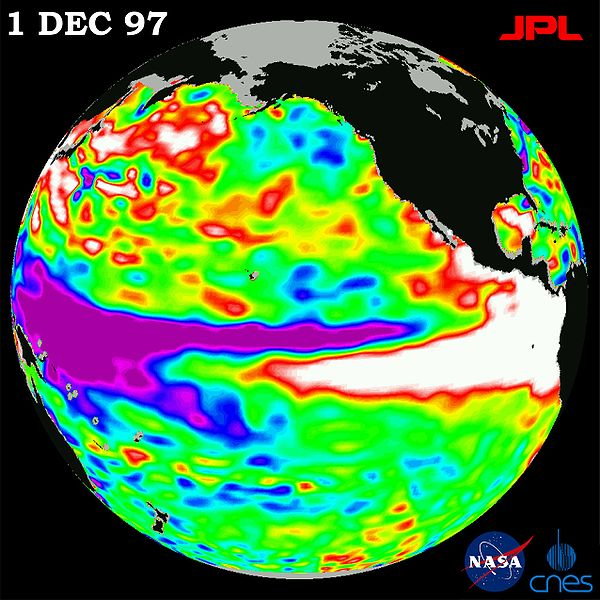 A Look At The 'Non-Super' El Nino Coming On & Likely Cold Autumn/Winter To Follow!