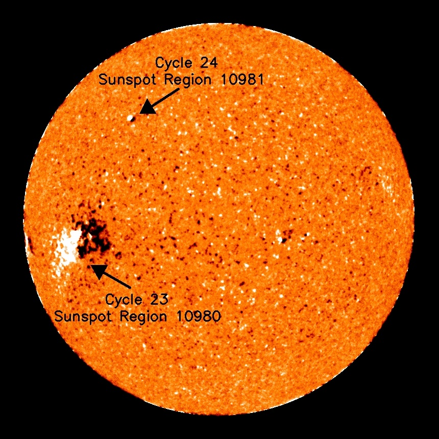 Peaking Of Solar Cycle 24 Likely Driving Europe's Winter Into Summer Warmth, Rubber Band Ready To Snap?