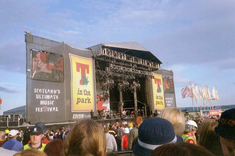 T IN THE PARK Forecast: Rain & Cooler Temps Move In This Weekend!
