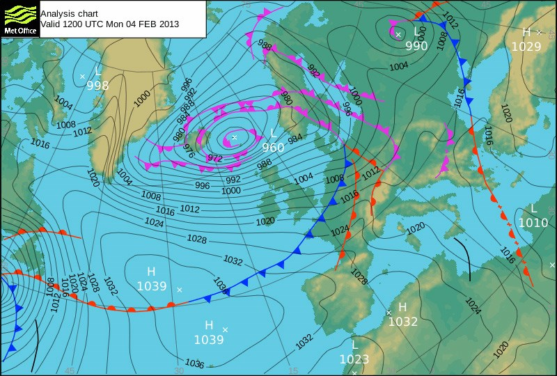 Model Consensus Points To More Trough Than Ridge Over W Europe Next 2 Weeks