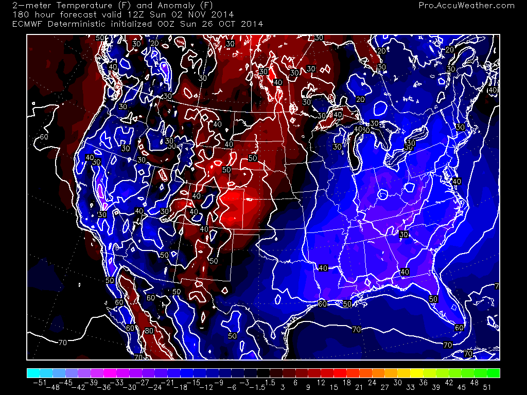 Connection Between Siberian Strat Warming & Eastern Cold Next Weekend?