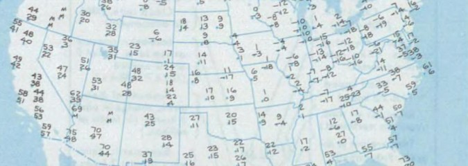 US: Could Another Super Arctic Outbreak Happen In 2014-15?