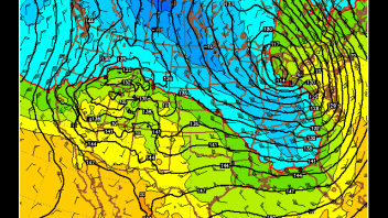 Xmas Storm Could Bring Damaging Wind, Flooding Rain… Surprise White Christmas For South?