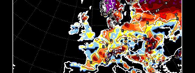 After Unusual Warmth, Europe Is Finally Turning Cold!