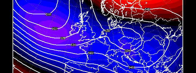 WESTERN EUROPE: Cold Is Returning Just In Time For Christmas But Where Sees Snow?