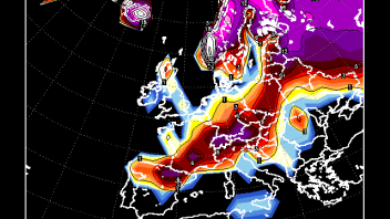 WESTERN EUROPE: GFS Charts Show Similarity To Dec 2010