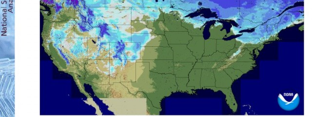 US Snow Cover Lowest In 10 Years For Mid-Dec But That's Set To Dramatically Change…