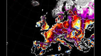 UK & Western Europe: Heavy Snow Heralds Arrival Of Winter's 4th Cold Spell