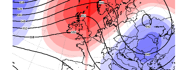 High Pressure Builds Late Next Week But Position Is Key!