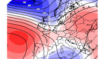 Early April Likely To Present UK/West Europe With First Warm Spell Of Year