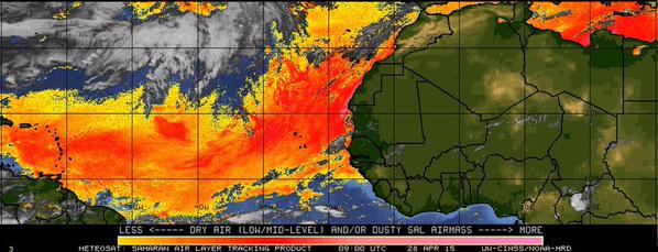 El Nino Fuelling Flooding Rains Across Southern US, All-Time Record Heat In Mexico, Caribbean, Florida?
