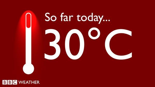 Credit: BBC Weather