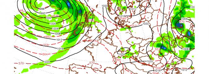 Looks Like UK & Ireland May Finally Get Some True Summer Heat Next Week…