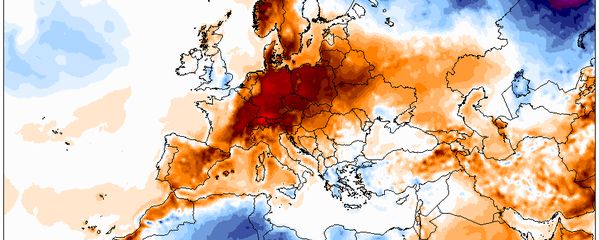 Historic Heat wave of 2015 Breaks Long-Standing Records Across Europe