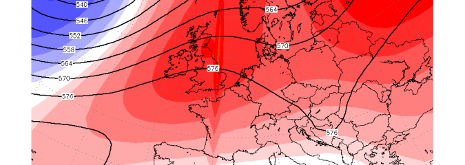 WEST EUROPE: Unsettled & Autumnal This Week But Next Week Sees Return Of High Pressure