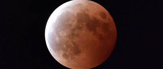 Rare Supermoon Lunar Eclipse TONIGHT, High Over Low May Form Medicane This Week