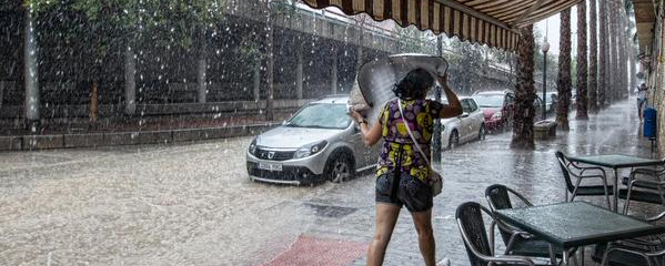 Storms Bring Flash Floods To Turkey, Snow To Alps, Sept Weekend Looking Great!
