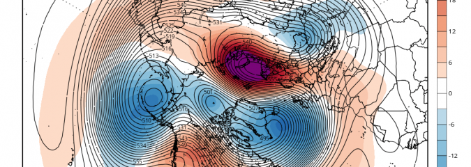US: Storm Frank In Atlantic To Help Recast Polar Atmosphere For January