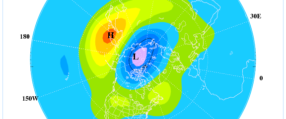 EUROPE: Hints Of Polar Vortex Weakening, Displacement? If True, We Won't See Response Till January