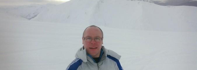 PHOTO'S: Mark's Climb Up 4,006ft Aonach Mor (UK's 8th Highest Mountain)