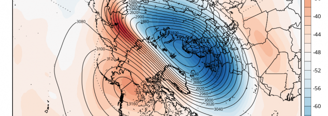 As Winter Forecast Always Said, February Likely To Be Coldest For UK, Western Europe