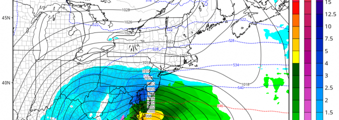 EASTERN US: Wild & Loaded Winter Pattern Appears To Be Shaping Up For February
