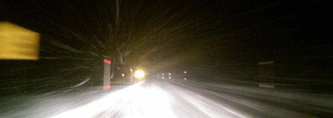 Arctic Blast To Bring UK Snow Tonight Into Friday