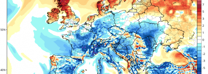 El Nino Brought Record Rainfall To UK, Now Likely To Bring Prolonged Dry Pattern As It Weakens