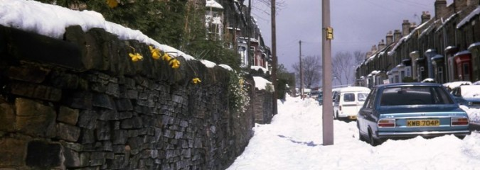 April Snow & Below Freezing Nights Isn't As Uncommon As You'd Think