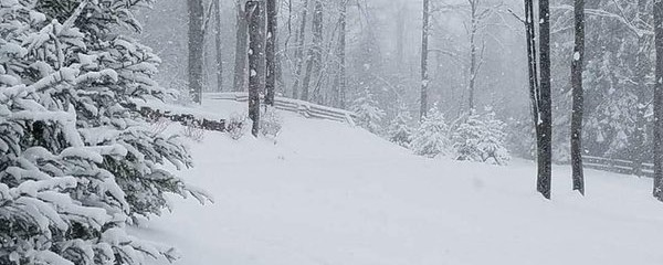 Wash Post: West Virginia & Maryland high country buried by 18+ inches of April snow