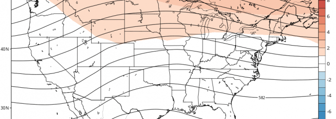US: Winter Pattern Finally Drawing To A Close, Quick Glance At Summer