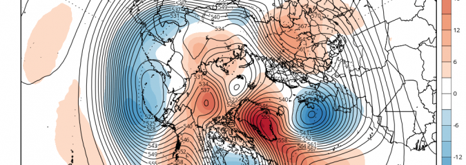 Strat Warm Induced -AO/NAO Likely To Cast Shadow On 'Early Summer' Over WSW Europe