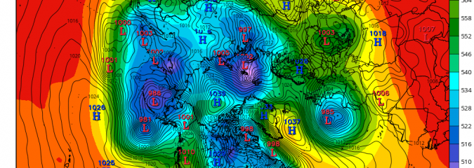 Greenland Block Likely To Hold Into May, Redirecting Summer Warmth East Of Spain, France, UK