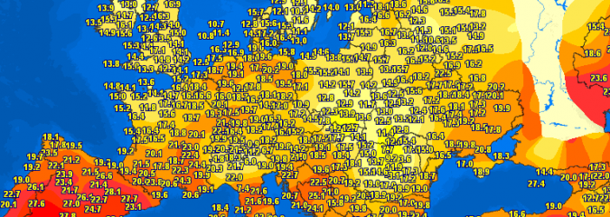 EUROPE: Remaining Changeable Into Early June With No Heatwave On Horizon!