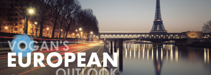 MON 9 MAY: VOGAN'S EUROPEAN OUTLOOK