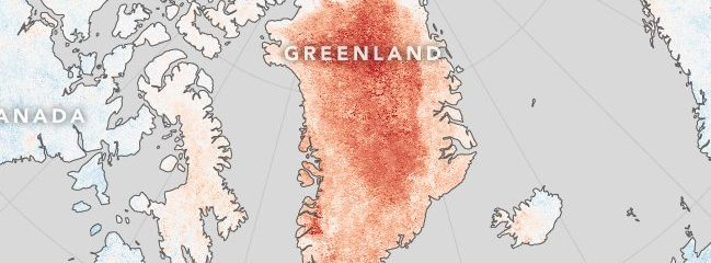 String Of New Heat Records Continue In Greenland With 24.8C At Nuuk
