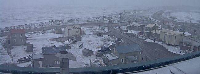 'Ring of Fire' Circles Central US Hot Dome While Record Snow Falls On Barrow, Alaska