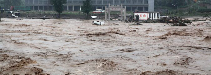At Least 154 Dead in China Flooding, 2nd Costliest On Record