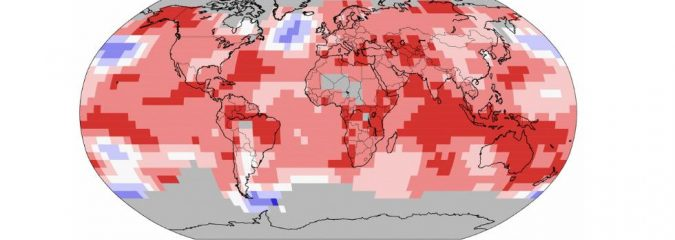 US: Warm Records Go Through The Roof Thanks To El Nino, Tropics Finally Wakening?