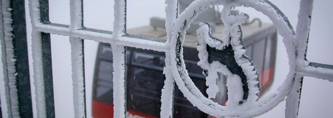 Freeze Warnings And July Snow