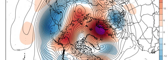 MATTHEW TO ENHANCE NORTHERN EUROPE BLOCKING & COLD PATTERN INTO NEXT WEEK