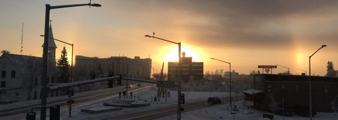 Arctic Air With A Dash Of Siberia Heads South… Chicago's Late First Snow Is A Record Breaker