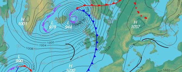 Models Firm Up On A Stormy Christmas Weekend Over UK & Ireland!