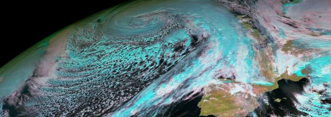 CAPITAL WEATHER GANG: Massive hurricane-force Atlantic storm to push abnormally mild air toward North Pole