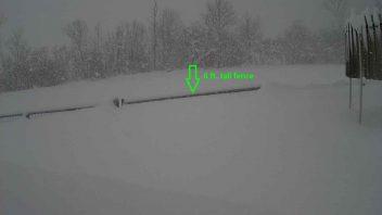 Crazy Snow: 123″ (Near 10 FEET) In 10 Days For NY's Tug Hill Plateau