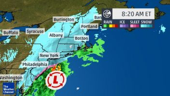 DC To Boston: From Record 60s/70s To Heavy Snow & Blizzard Within 24 Hours!