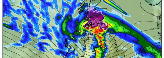 Bipolar February Changes From Nice To Nasty As Storm Doris Promises Damaging Wind, Snow!