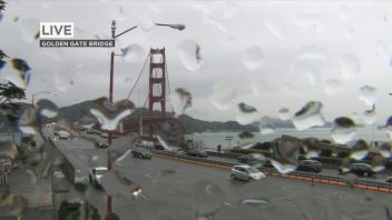 San Francisco's Exceeds Annual Avg Rainfall With Latest Storm, 'May-ruary' Continues E of Rockies